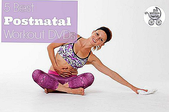 5 Best Postnatal Workout DVDs