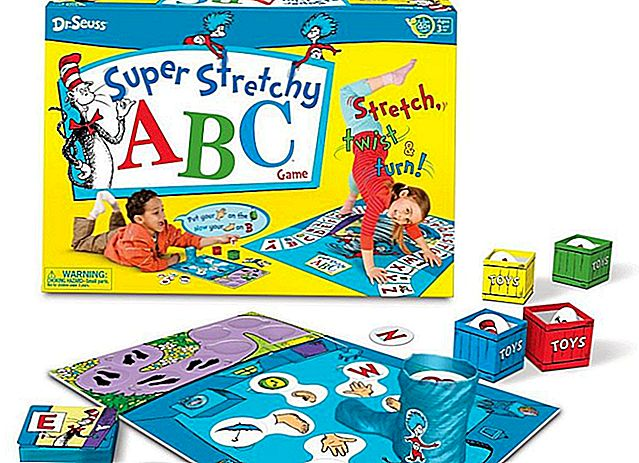 Dr. Seuss Super Stretchy ABC Game Review