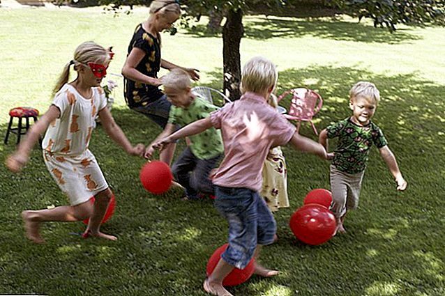 Active Outdoor Games for a K>